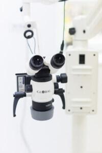 AppleDent Dental Clinic Bucharest Technology Microscop 1